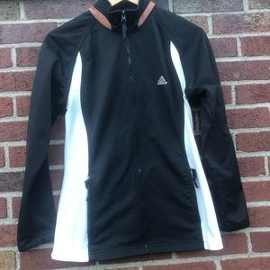 Adidas Vintage 90s Track Jacket Sm Women's Zip Up